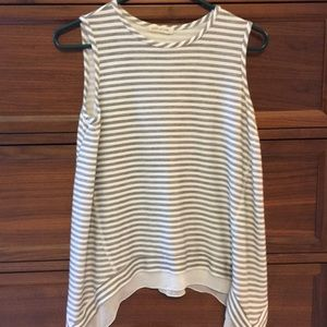 Tops - NWOT striped tank